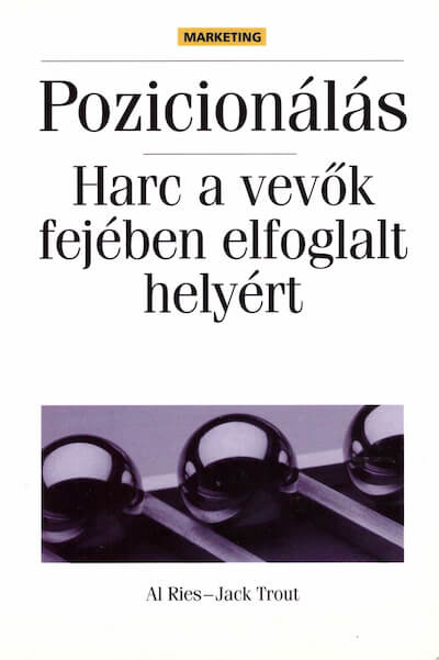 Marketing könyv