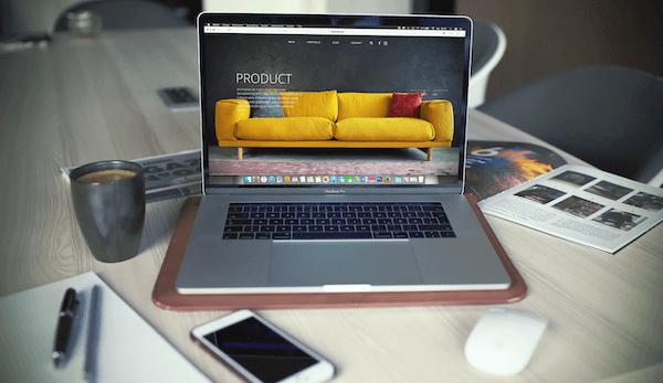 webáruház létrehozása