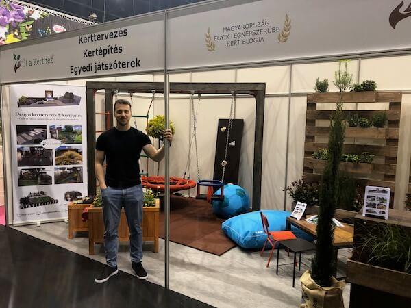 Gardenexpo kiállítás